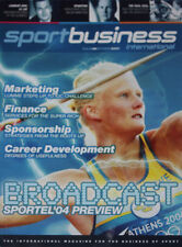 Sport Business International Mag 96 Caroline Kluft, Timo Lumme, Olympic Future