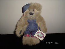 """Ganz Cottage Collectibles Jointed Bear Baxter 1999 9.5"""" Artist Catherine Tredger"""