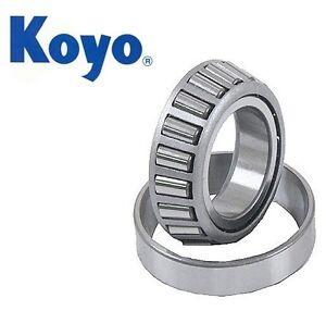 KOYO Wheel Bearing L44649R10K4A B00233047