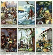 Chromo Liebig Sang. 1514 ITA Cuore di E. De Amicis ANNO 1951