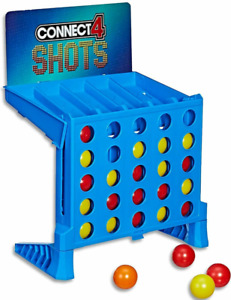Connect 4 Shots Bounce Board Game Christmas Gifts AU STOCK
