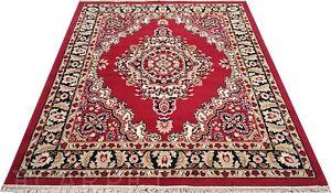 Polypropylene Floral Carpet - 3 x 5 ft - Rectangular Shaped - Multicolor - 1 Pc