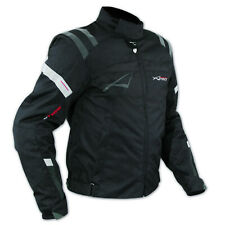 Jacket CE Armour Quality Motorbike Motorcycle Thermal Inner Sport Touring A-pro Black L GTS -blacl
