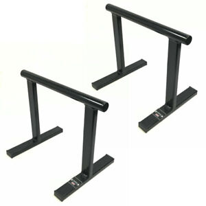 Parallettes Gymnastics training calisthenics push up stands dip bars made in uk
