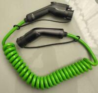 Morec EV Ladekabel Für Elektroauto Stecker Ladegerät Typ1 Zu Typ 2 7.2KW J1772