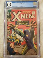 X-Men 14 cgc 6.0 1st Appearance Of The Sentinels!! 3758297004