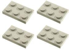 Missing Lego Brick 3021 MdStone x 4 Plate 2 x 3