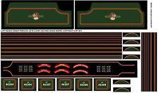 TRIANG RAILWAYS R53 R54 R386 PRINCESS CLASS LOCO REFURB LATE LHP HD203D