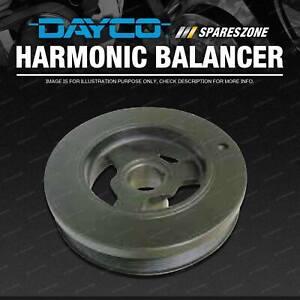Dayco Powerbond Harmonic Balancer for Ford Falcon BA BF FG FGX Premium Quality