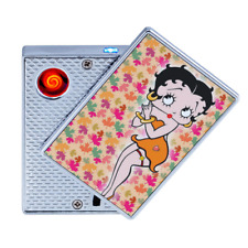 Betty Boop Rechargeable Flameless USB Cigarette Lighter y17_01 w0028