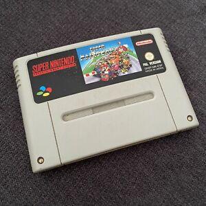 Super Mario Kart - Snes Super Nintendo - PAL Solo Cartucho
