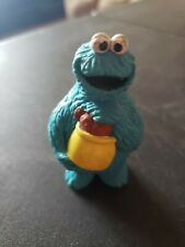 Cookie Monster With Jar Applause Muppets PVC Figure