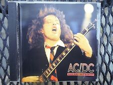 """AC/DC """"BLACK MONEY RULES SIN CITY- PRO SOURCED SILVER DISC CD-TORONTO 1991-NEW!"""