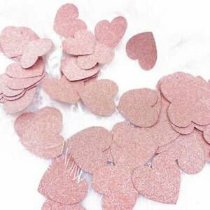 Sequins Box Decorative Filling Love Pieces Glitter Heart Party Small Pieces BB