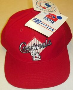 St. Louis Cardinals Vintage Sports Specialties Fitted hat sz. 7 3/8 Ozzie Smith