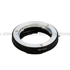 Macro EMF AF Confirm MD MC Lens To Canon EOS EF For 50D 7D 500D 1100D Adapter