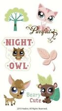 Sandylion Littlest Pet Shop Essentials Sticker, Large