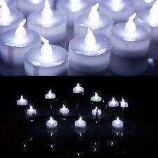 Romantic Smokeless Fake Candle Set LED Electric Tea Lights Party Holiday Praying