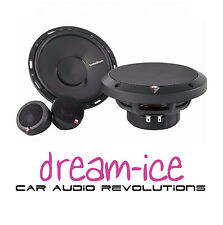 """Rockford Fosgate P165-SI 16.5cm 6.5"""" Punch Series Component System 120 watts"""