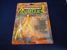 April O'Neil Teenage Mutant Ninja Turtles 1990 Action Figure New