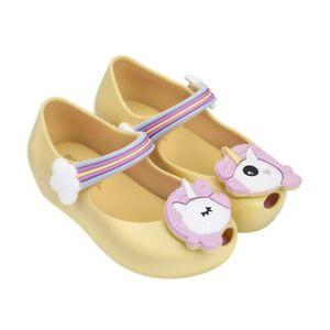 Mini Melissa Ultragirl Little Pony Girl Jelly Shoes Kid Child's' Sandals US 6-11