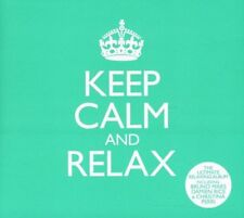 Keep Calm and Relax [CD]
