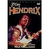 Play Hendrix - Learn To Play Hendrix With Max Milligan [DVD] [2013] [NTSC], DVD