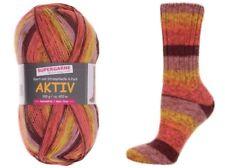 Supergarne Aktiv Sock yarn 4-ply superwash 100g/459yd Spot 4472