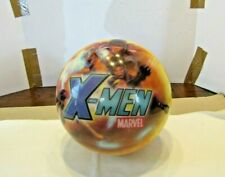 2004 MARVEL BOWLING BALL X-MEN UNDRILLED
