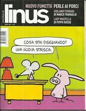 LINUS n° 3 (504) - 2007 (Baldini Castoldi Dalai) Rivista Fumetti