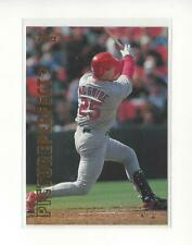 1999 Topps Picture Perfect #P4 Mark McGwire Cardinals