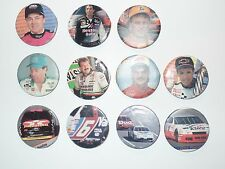 Nascar Button Lot of 11