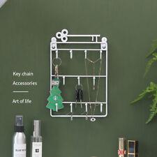 Door Back Key Holder Storage Rack Organizer Wall Mounted Hanging Hanger Hooks
