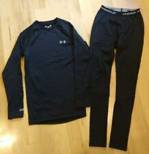 Under Armour Base 4.0 Fitted Coldgear Pants And Shirt Size S