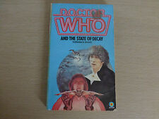 Doctor Who Target books  The State of Decay