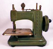 Betsy Ross Sewing Machine Toy in Box Miniature Vintage 1950s Metal