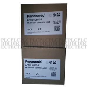 NEW Panasonic AFPXHC60T-F Programmable Controller
