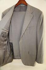 CANALI Exclusive Collection Super 150's  Suit Size 44 L   RETAIL $3,295
