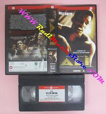 VHS film ALI' Muhammad 2002 Will Smith CECCHI GORI PSC3836 (F22) no dvd