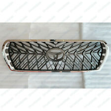 Front Bumper Vent Grille For Toyota Land Cruiser LC200 4000 4600 2012-15 CDW/41