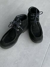 Timberland retro black suede women's winter boots, size  US7.5/UK5.5