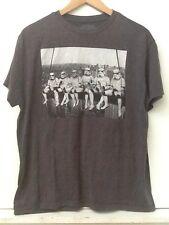 Star Wars Stormtrooper Gray T-Shirt Men's Size M