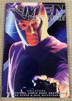 MARVEL COMICS - X-MEN THE MOVIE TRADE COLLECTING ORIGINAL COMICS PAPERBACK BOOK.