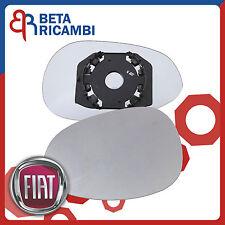 Specchietto sinistro Fiat Punto / Grande Punto / 500 Piastra vetro lato guida