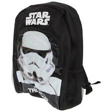 Star Wars Childrens/Kids Official Storm Trooper, Clone Trooper Backpack/Rucksack