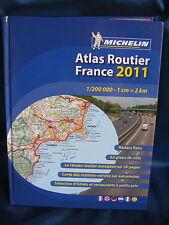 ATLAS ROUTIER FRANCE 2011 / MICHELIN