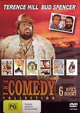 The Bud Spencer and Terence Hill Comedy Collection 6 Disc UK Region 2 New Sealed