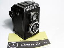 LUBITEL-2 LOMO Russian tlr medium format camera.