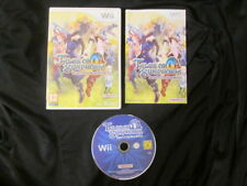 WII : TALES OF SYMPHONIA : DAWN OF THE NEW WORLD  - Completo, ITA !  Comp. Wii U