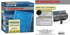 Marineland Rite-Size aquarium Fish Tank Supply water purifier Cartridge C 6pc